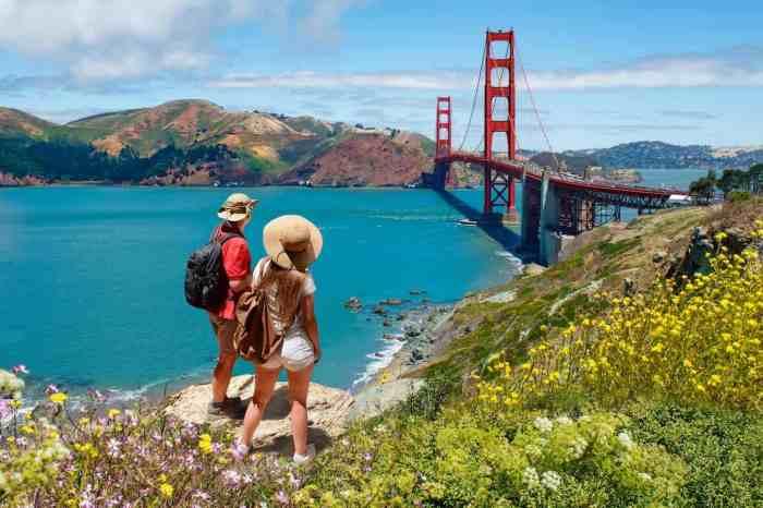 San Francisco Coastal Walking Tour