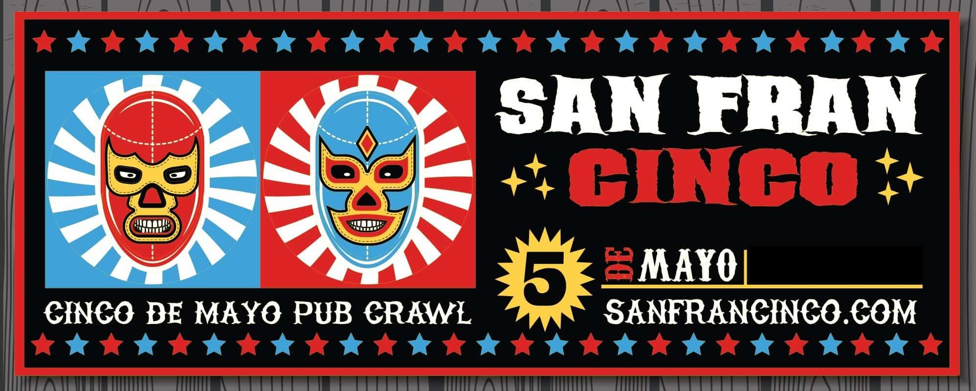 Cinco De Mayo Pub Crawl