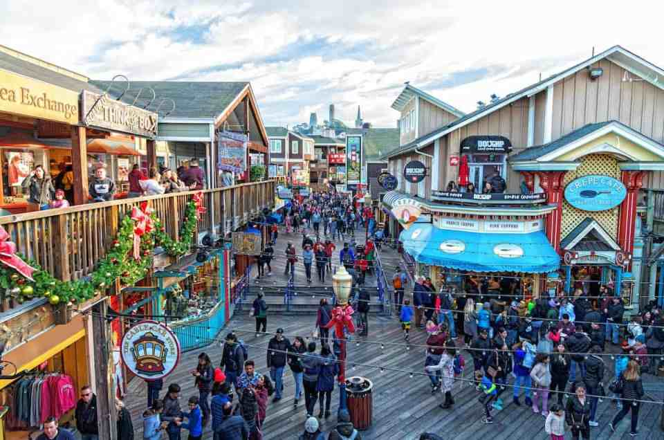 Best Bars in Fisherman's Wharf