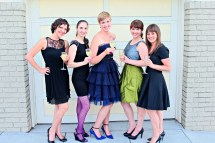 What to Wear to a Dinner Party with Friends