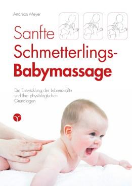 das Buch Sanfte Schmetterlings-Babymassage