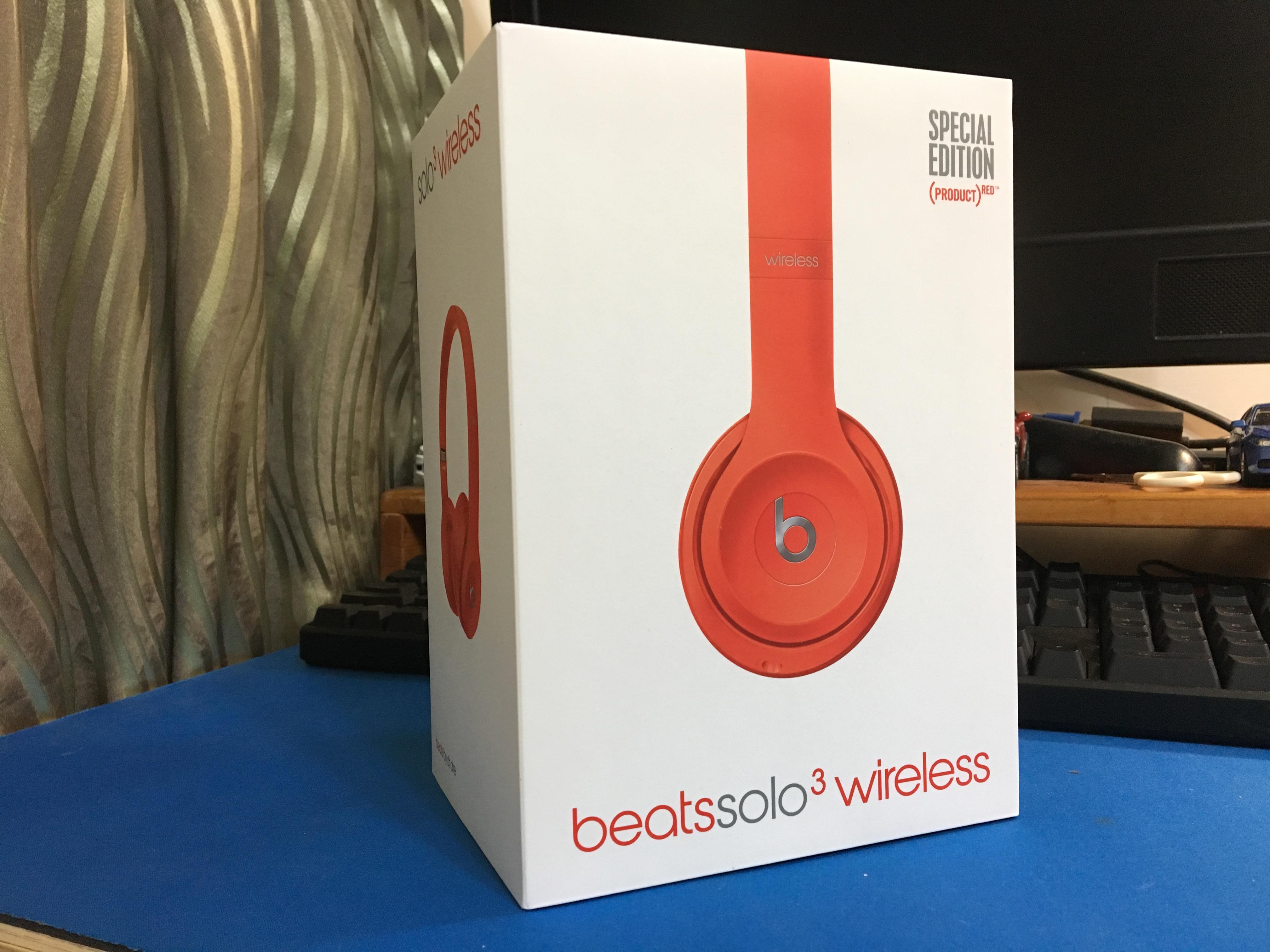 【耳機】Beats solo3 wireless 開箱&簡評 – AZW 數位情報站
