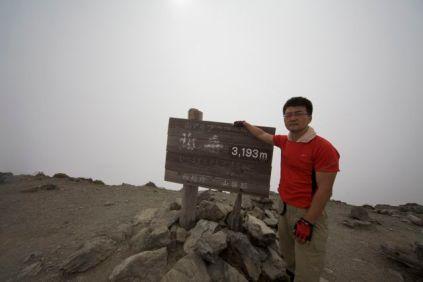 2009北岳052