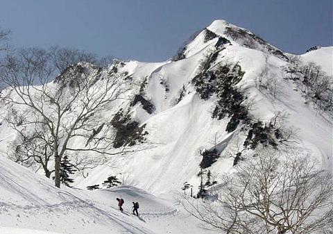 徳本峠~霞沢岳(2646m)(北アルプス)(未踏)
