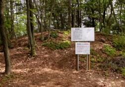 花立峠登山口