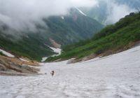 種池~針の木岳~蓮華岳~船窪縦走