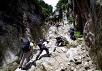 2009年6月6日 清掃山行  御在所岳・3ルンゼ(一壁)(鈴鹿)