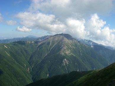 18.赤石岳