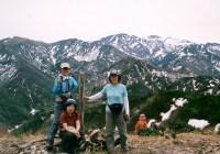 2010年5月21日 鳴谷山(1597m)(石川県)