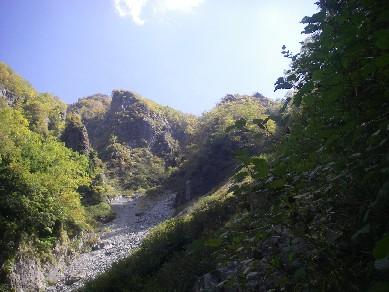 2010年9月1日 六百山(2450m)