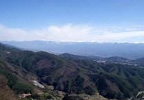 仙丈岳、北岳、間ノ岳、農鳥岳、塩見岳、荒川岳、赤石岳