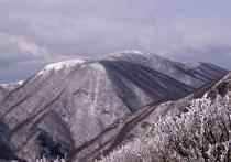 展望丘から御池岳