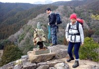 2009年2月21日 自主山行  伊勢山上(380m)(三重県松阪市)