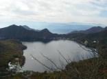 23.烏帽子ヶ岳から榛名湖