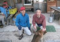 2010年11月23日 御在所岳水質調査
