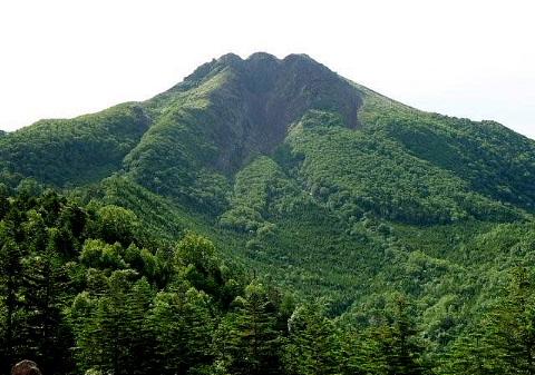 山頂駅から 日光白根山