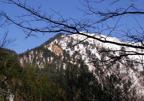2009年5月1日 アカンダナ山