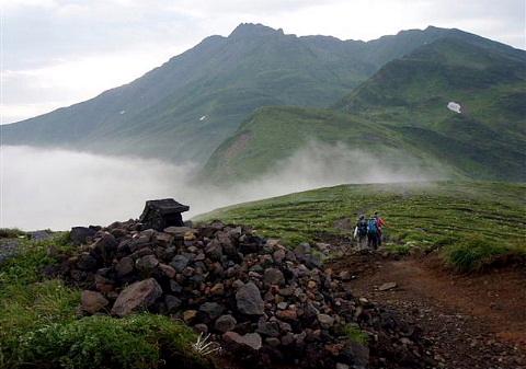 2009年7月31日 自主山行  鳥海山(2236m)(山形県・出羽山地)②