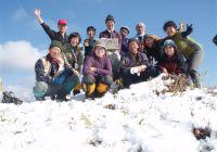 2010年12月19日 定例山行 蕪山(1068.9m) 美濃・板取村