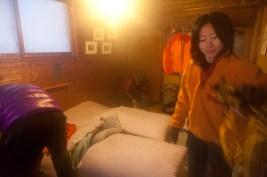 今回宿泊した部屋