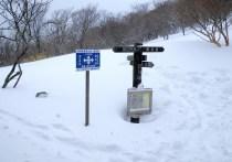 35 国見峠は雪の中