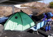 07 今宵のテント場屋根付き