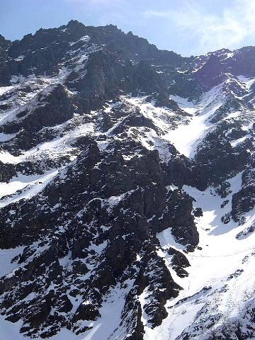 赤岳主稜(南八ヶ岳) (4)