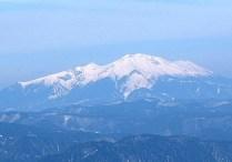 07.御嶽山の雄姿