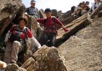 2008年6月1日清掃山行A  御在所岳・中道(鈴鹿)