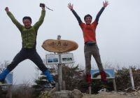 2011年5月6日 自主山行 小秀山(東濃) 1,982m