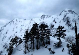 34 左から霞沢岳,K2,K1