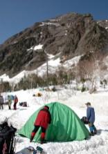 槍ヶ岳(3180m) (1)