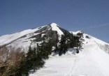 鹿島槍ヶ岳(2889m) (1)