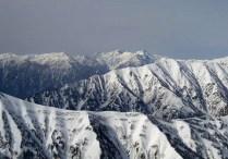 鹿島槍ヶ岳(2889m) (6)