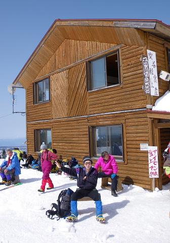 西穂高岳(2908m)(北アルプス) (2)