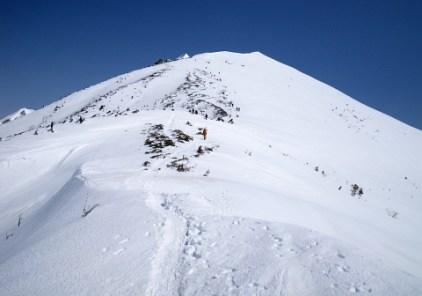 西穂高岳(2908m)(北アルプス) (3)
