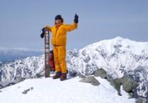 西穂高岳(2908m)(北アルプス) (4)