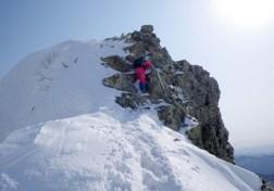 西穂高岳(2908m)(北アルプス) (11)