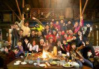 2011年 11月26日 忘年会 森の自然学校 雑木林窯