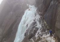 2012年2月26日御在所岳・奥又~アイスクライミング