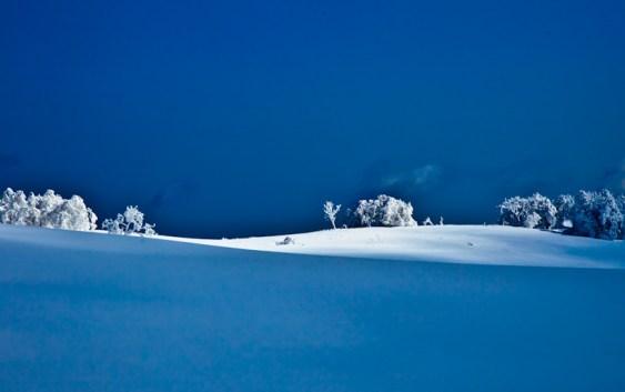 2012年1月28日〜29日 自主山行 御池テーブルランド