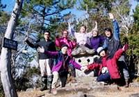 2009年12月20日(日)自主山行  矢頭山(730m)(三重県一志町)