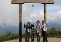 2012年7月21日~22日 自主山行 【新潟県】二王子岳・杁差岳