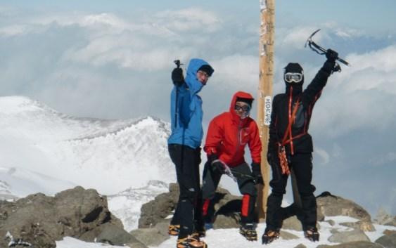 2013年2月24日 御嶽山 自主山行