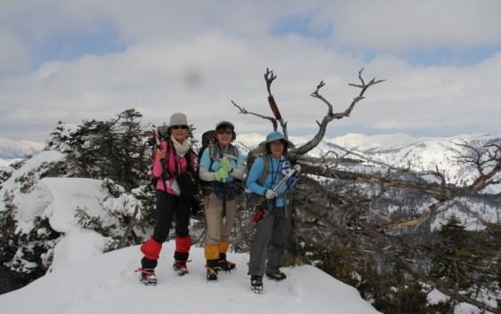 2013年 5月3〜5日 尾瀬 景鶴山(2004m)・岩櫃山(803m)自主山行