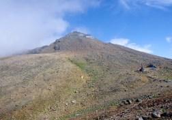 20 大滝頂上から剣ヶ峰