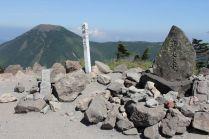 17 横岳北峰