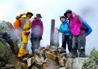 2013.7.7(日) 自主山行 烏帽子岳(2194m)(長野県松川町 中央アルプス前衛)
