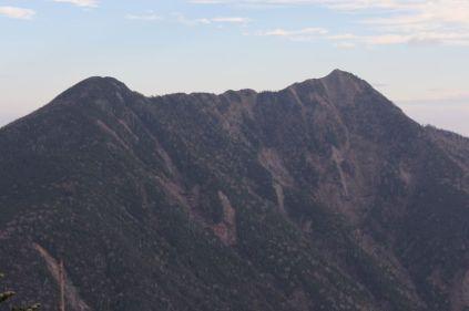 12 帝釈山から女峰山