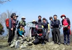 08 獅子ヶ岳山頂